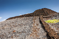 Pu'ukohola Heiau is a national historic site on the Big Island.