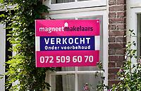 Nederland  Alkmaar  - September 2020 . Verkocht onder voorbehoud.  Foto : ANP/ Hollandse Hoogte / Berlinda van Dam