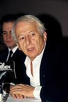 le realisateur de cinena et de television Patrick Watson, au FFM<br /> vers 1986<br /> <br /> PHOTO : Agence Quebec Presse