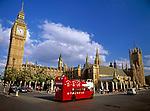 England, London: House of Parliament und Big Ben | United Kingdom, London: House of Parliament and Big Ben