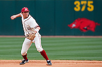 Bo Bigham (12);March 10th, 2010; South Dakata State University vs Arkansas Razorbacks at Baum Stadium in Fayetteville Arkansas. Photo by: William Purnell/Four Seam Images