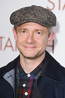 "Martin Freeman<br /> at the ""Starfish"" UK premiere, Curzon Mayfair, London.<br /> <br /> <br /> ©Ash Knotek  D3190  27/10/2016"