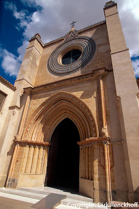 Spanien, Andalusien, Monasterio de la Cartuja  in Sevilla