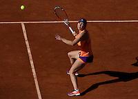 France, Paris, 04.06.2014. Tennis, French Open, Roland Garros,  Simona Halep (ROU)<br /> Photo:Tennisimages/Henk Koster