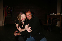 "Days of Our Lives and Mission Impossible star Thaao Penghlis ""Tony DiMera"" and General Hospital's ""Victor Cassadine"" is starring in Class with Heather Matarazzo at the Cape May Stage in Cape May, New Jersey. The play runs til June 12, 2010. (Photo by Sue Coflin/Max Photos)"
