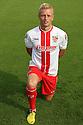 Jordan Burrow of Stevenage<br />   Stevenage FC Team Photoshoot - Lamex Stadium, Stevenage - 16th July, 2013<br />  © Kevin Coleman 2013