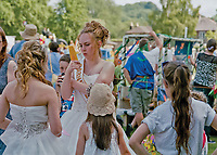 """Queen of Bakewell, Lauren Sutherill.<br /> <br /> """"We had some drunks sleeping it off in the car park. They emptied all the rubbish out of the bin to sleep on. They left their house keys and a tip for the cleaners too."""""""