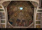 Salviati Chapel Dome Frescoes Poccetti San Marco Florence