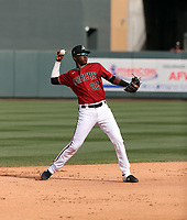 Geraldo Perdomo - Arizona Diamondbacks 2020 spring training (Bill Mitchell)