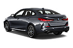 Car pictures of rear three quarter view of 2020 BMW 2-Series-Gran-Coupe M-Sport 4 Door Sedan Angular Rear