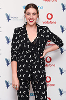 Gina Martin<br /> arriving for the Women of the Year Awards 2019, London<br /> <br /> ©Ash Knotek  D3526 14/10/2019