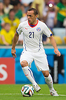 Marcelo Diaz of Chile