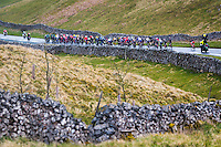 Picture by Alex Whitehead/SWpix.com - 29/04/2016 - Cycling - 2016 Tour de Yorkshire, Stage 1: Beverley to Settle - Yorkshire, England - peloton.