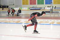 SPEEDSKATING: 14-02-2020, Utah Olympic Oval, ISU World Single Distances Speed Skating Championship, 10.000m Men, Graeme Fish (CAN), World record 12:33.868, ©Martin de Jong