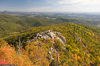Hiking Old Rag mountain in Madison County, VA.. (Photo/Andrew Shurtleff)