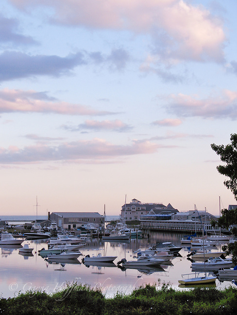 Boats in port. Harwichport, MA