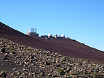Haleakala High Altitude Observatory Site on the island of Maui in Hawaii.