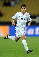 Benny Feilhaber of USA. USA defeated Egypt 3-0 during the FIFA Confederations Cup at Royal Bafokeng Stadium in Rustenberg, South Africa on June 21, 2009.