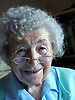 Mum at home in her 90s.<br /> <br /> Stock Photo by Paddy Bergin