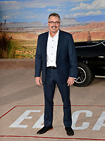 """LOS ANGELES, USA. October 08, 2019: Vince Gilligan at the premiere of """"El Camino: A Breaking Bad Movie"""" at the Regency Village Theatre.<br /> Picture: Paul Smith/Featureflash"""