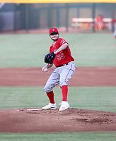Landon Marceaux - 2021 Arizona League Angels (Bill Mitchell)