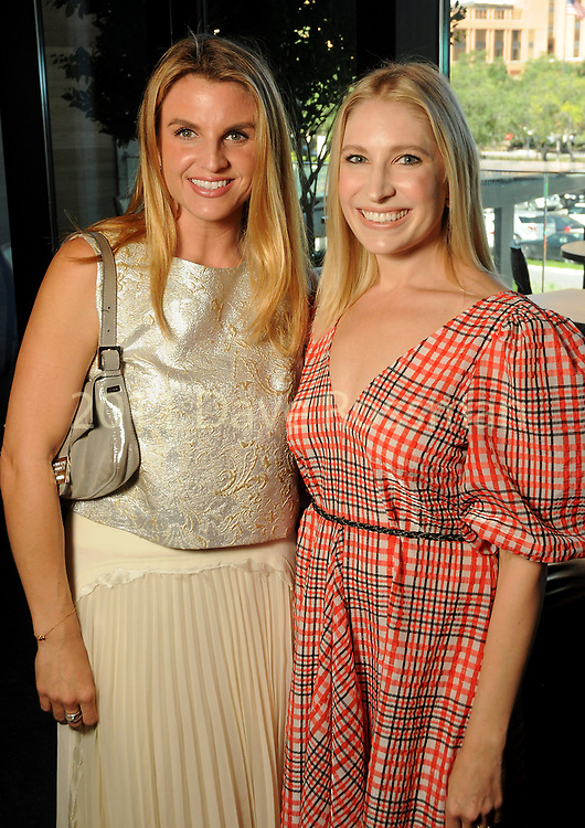 Lindley Arnoldy and Isabel David at A Festive Fall Luncheon at Nobu in The Galleria Wednesday Oct. 10,2018.