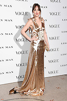 Dakota Johnson<br /> at the Vogue 100: A Century of Style exhibition opening held in the National Portrait Gallery, London.<br /> <br /> <br /> ©Ash Knotek  D3080 09/02/2016