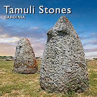 Nuragic Complex of Tamuli Standing Stones - Sardinia - Pictures & Images -