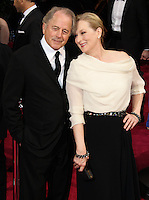 HOLLYWOOD, LOS ANGELES, CA, USA - MARCH 02: Don Gummer, Meryl Streep at the 86th Annual Academy Awards held at Dolby Theatre on March 2, 2014 in Hollywood, Los Angeles, California, United States. (Photo by Xavier Collin/Celebrity Monitor)