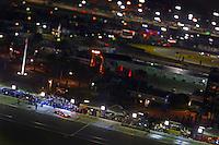 28-31 January, 2016, Daytona Beach, Florida USA<br /> Exit: 67, Ford, GT, GTLM, Ryan Briscoe, Richard Westbrook, Stefan Mucke makes a pit stop.<br /> ©2016, F. Peirce Williams