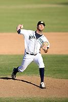 Tom Wilhelmsen - Peoria Javelinas - 2010 Arizona Fall League.Photo by:  Bill Mitchell/Four Seam Images..