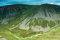 Coire Gharbhlach above Glen Feshie, Cairngorm National Park