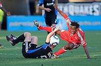 San Jose Earthquakes vs Toronto FC May 29 2010