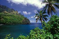 Nuku Hiva Island, Marquesas, Pacific Ocean