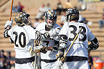 San Diego, CA 05/25/13 - Calen Ketcham (Westview #20), Chris Summers (Westview #33) and James Nagro (Westview #7)