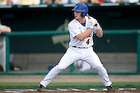 Florida's Nolan Fontana against UCLA in Game 2 of the NCAA Division One Men's College World Series on Saturday June 19th, 2010 at Johnny Rosenblatt Stadium in Omaha, Nebraska.  (Photo by Andrew Woolley / Four Seam Images)