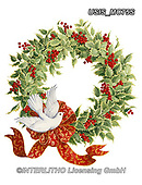 Ingrid, CHRISTMAS SYMBOLS, WEIHNACHTEN SYMBOLE, NAVIDAD SÍMBOLOS, paintings+++++,USISMC75S,#xx# ,wreath