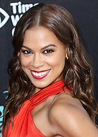 HOLLYWOOD, LOS ANGELES, CA, USA - OCTOBER 06: Toni Trucks arrives at the World Premiere Of Disney's 'Alexander And The Terrible, Horrible, No Good, Very Bad Day' held at the El Capitan Theatre on October 6, 2014 in Hollywood, Los Angeles, California, United States. (Photo by Xavier Collin/Celebrity Monitor)