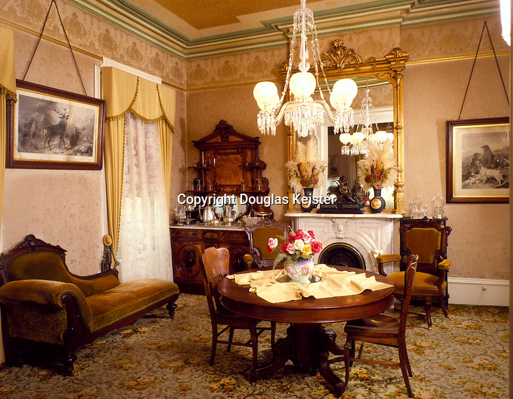 The Castle<br />70 South B St<br />Virginia City, NV