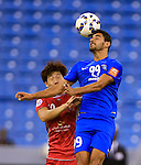 Al Hilal vs Lekhwiya during the 2015 AFC Champions League Quarter Finals 1st Leg match on August 25, 2015 at the King Fahd International Stadium in Riyadh, Saudi Arabia. Photo by Adnan Hajj / World Sport Group