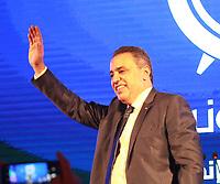 L'ex premier ministre tunisien Mehdi  Jomaa depose sa condidature a l'élection presidentielle<br /> <br /> PHOTO : Agence Quebec Presse - jdidi wassim