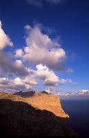 Spanien, Mallorca, auf der Halbinsel Formentor
