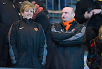 St Johnstone v Dundee United.....01.04.13      SPL.Dundee Utd Chairman Steven Thomson.Picture by Graeme Hart..Copyright Perthshire Picture Agency.Tel: 01738 623350  Mobile: 07990 594431