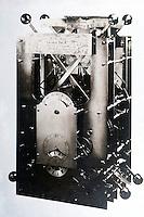Visual Arts:  John Harrison's Chronometer No. 2.  Photo '84.