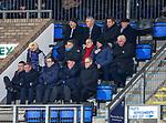 27.02.18 St Johnstone v Rangers:<br /> Rangers directors