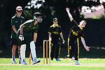 NELSON, NEW ZEALAND - FEBRUARY 25: Tasman Secondary School Twenty/20 Tournament. 25  February 2020. Memorial Park, Motueka, New Zealand. (Photo by Chris Symes/Shuttersport Limited)