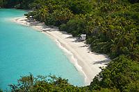 Trunk Bay, St. John<br /> Virgin Islands National Park