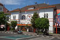 Yogyakarta, Java, Indonesia.  Main Post Office.