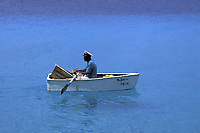 Bonaire boatman