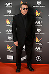 Eduard Fernandez attends to the Feroz Awards 2017 in Madrid, Spain. January 23, 2017. (ALTERPHOTOS/BorjaB.Hojas)